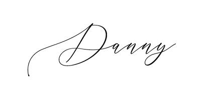 Signatur Danny